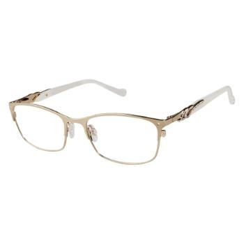 371e6a6d5c Tura Blue Eyeglasses