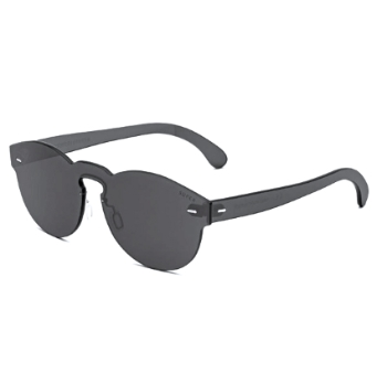 Super Tuttolente Paloma IHFM E18 Black Large Sunglasses