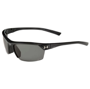 Under Armour UA Zone 2.0 Storm Polarized Sunglasses