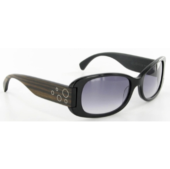 Gold & Wood Vega Sunglasses