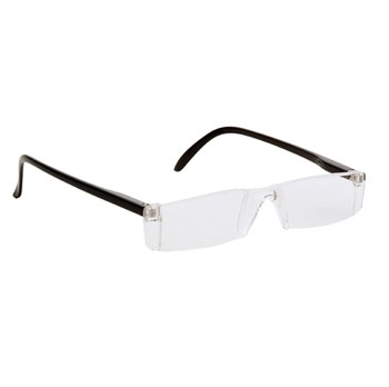 Hilco Readers VR108 Black Eyeglasses