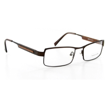 Wood Look by Gold & Wood WL004 (Wood Temples) Eyeglasses