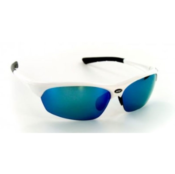 XX2i XX2i France1 Pro Polarized Sport Sunglass White Gloss Sunglasses