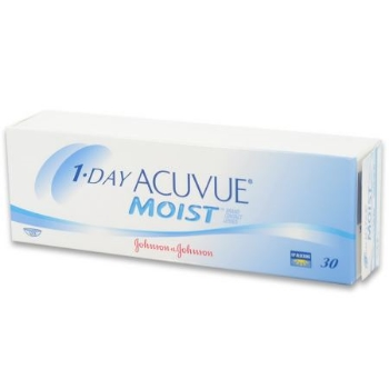 Acuvue ACUVUE 1-Day Moist 90 pack Contact Lenses