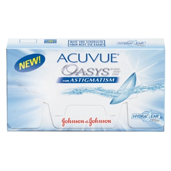 Acuvue ACUVUE® OASYS™ for Astigmatism Contact Lenses