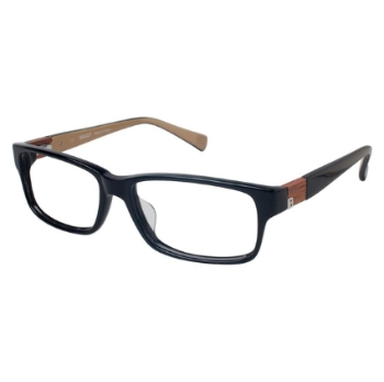 Bally Switzerland BY3017A Eyeglasses