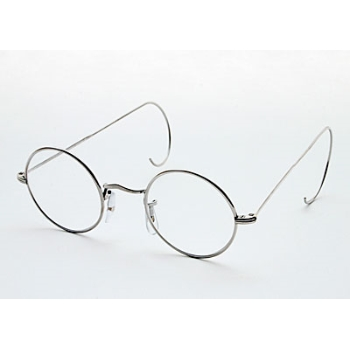 Savile Row 14KT Round  (Cable Temples) Eyeglasses