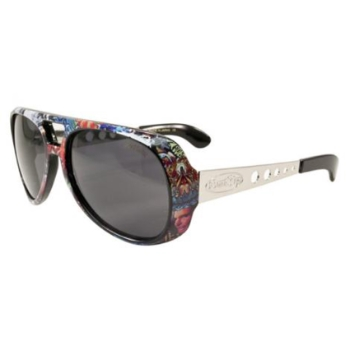 Black Flys SUBLIME FLY ART LTD. Sunglasses