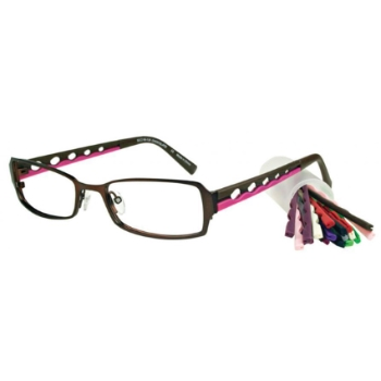 Bulova Interchangeables Rose Hall Eyeglasses