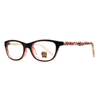 ffbd35a4e6 D Amato 145mm Temples Eyeglasses
