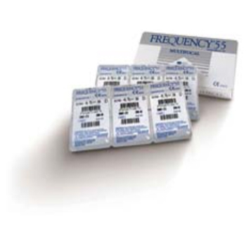 Frequency Frequency 55 Multifocal D Contact Lenses