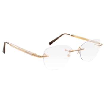 Gold & Wood KA11.D.22.6 CB4 Eyeglasses