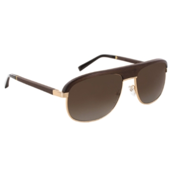 Gold & Wood Apollo Sunglasses