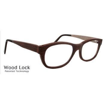 Gold & Wood Orus Eyeglasses
