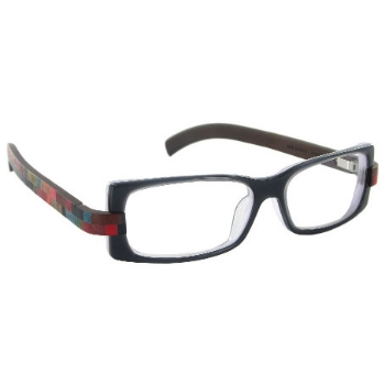 Gold & Wood Chaya 13 Eyeglasses