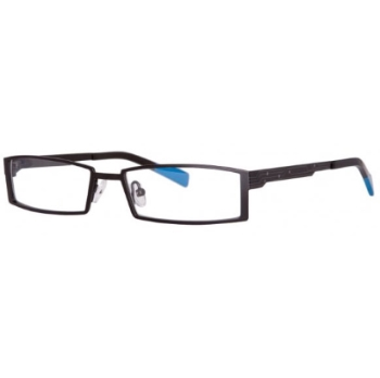J K London Canary Wharf Eyeglasses