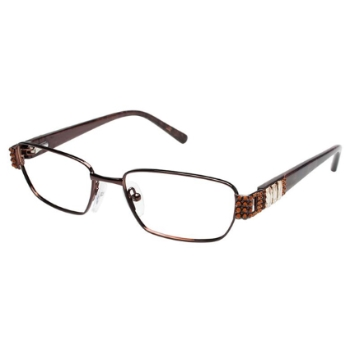 Jimmy Crystal New York Tuscany Eyeglasses