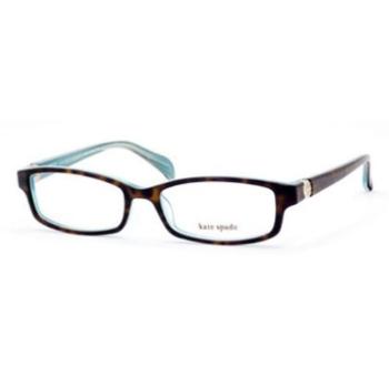 Kate Spade Elisabeth Eyeglasses Frames : Kate Spade Eyeglasses - Go-Optic.com