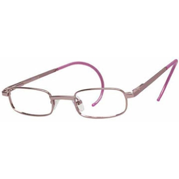 Limited Editions Curly w/cable temples Eyeglasses