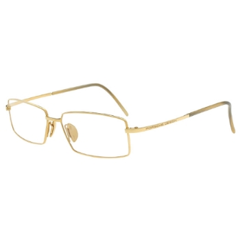 Porsche Design P 8106 18KT Gold Eyeglasses