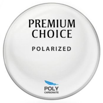 Premium Choice Polarized [Brown] Polycarbonate Lenses