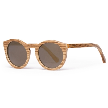 Proof Hayburn Wood Sunglasses