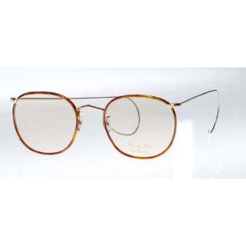 Savile Row 12KT Quadra (Cable Temples) Eyeglasses