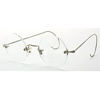 Rimless Eyeglass Frames With Cable Temples : Rimless Cable Temples Eyeglasses - Go-Optic.com