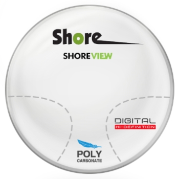 Shore View Digital Polycarbonate Progressive  Lenses