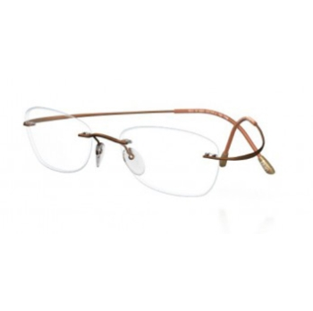 Silhouette 6670 (7799 Chassis) Eyeglasses