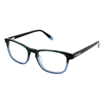 Steve Madden Patchedd Eyeglasses