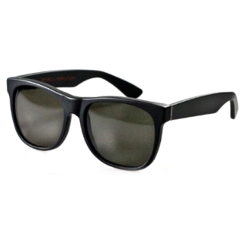 Super Basic Black Matte 183 Sunglasses