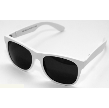 Super Basic Classic White 001 Sunglasses
