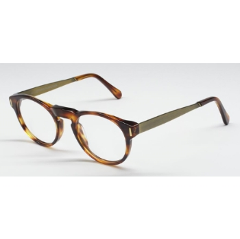 Super Optical Paloma Francis Havana 9RG Eyeglasses