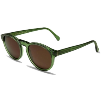 Super Paloma Mat Dark Green 484 Sunglasses