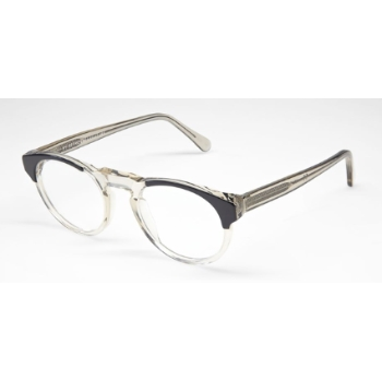 Super Paloma I8DB 954 Repertoire Black Large Eyeglasses