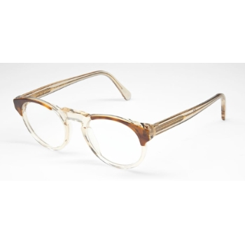 Super Paloma Small Repertoire Havana 961 Eyeglasses