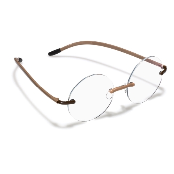 SwissFlex Classic (Frosted) - Colors 3 of 4 Eyeglasses