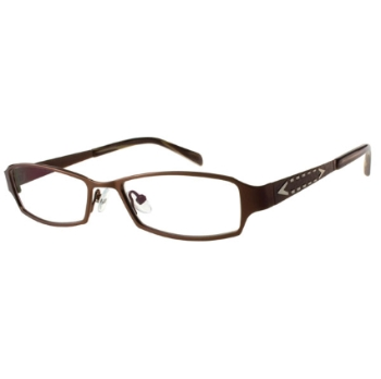 Caravelle by Bulova Tipon Eyeglasses