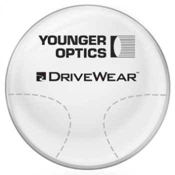 Younger Optics DriveWear by Younger Optics Polarized & Photochromic Polycarbonate Progressive Lenses