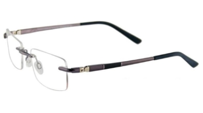 Easyclip EC223 W/Magnetic clip on Eyeglasses