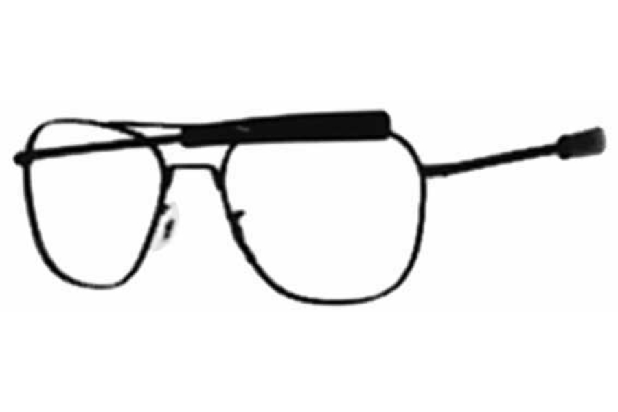 AO Eyewear Original Pilot Eyeglasses in Black