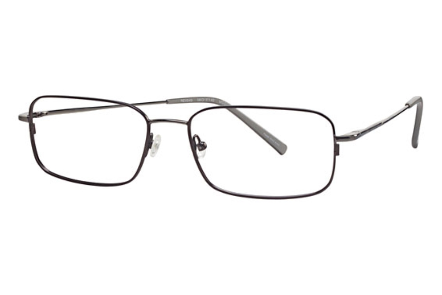 Revolution w/Magnetic Clip Ons REV545 w/Magnetic Clip-on Eyeglasses in Revolution w/Magnetic Clip Ons REV545 w/Magnetic Clip-on Eyeglasses