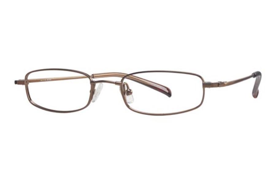 bulova twist titanium beck eyeglasses go optic