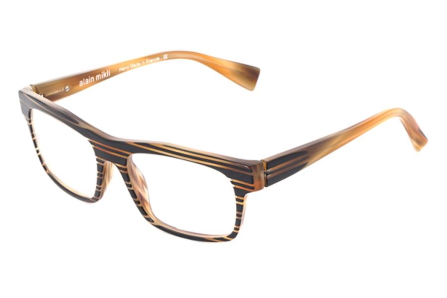 Alain Mikli AL1103 Eyeglasses   FREE Shipping - Go-Optic.com - SOLD OUT