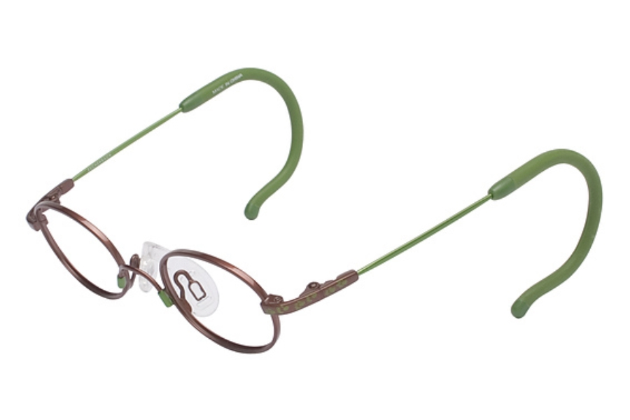 O!O 830001 w/cable temples Eyeglasses FREE Shipping