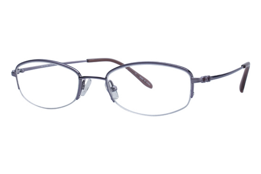 Bulova Twist Titanium Annecy Eyeglasses FREE Shipping