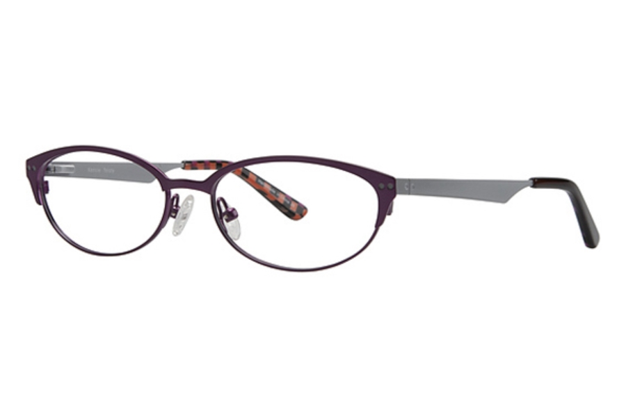Kensie Eyewear Feisty Eyeglasses FREE Shipping