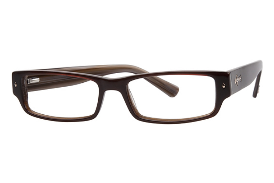 Harve Benard HB-598 Eyeglasses in Mudslide
