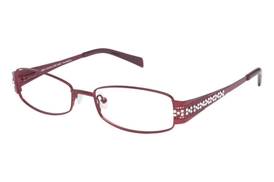 Jimmy Crystal New York Glamorous Eyeglasses - Go-Optic.com ...